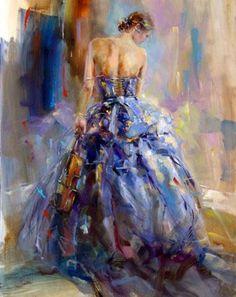 Bellas obras de Anna Razumovskaya - Taringa!
