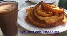 Churros ExtremeñosComo hacer churros explicado paso a paso en español y ingles How to make churros explained step by step in Spanish and English