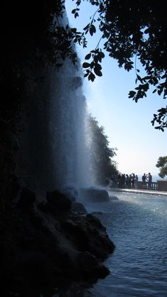 Waterfall, France, River, Outdoor, Nice, Outdoors, Waterfalls, Outdoor Games, Rain