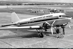 - Photo taken at Adelaide - Parafield (YPPF) in South Australia, Australia in Mid Douglas Dc3, Mcdonald Douglas, Douglas Aircraft, Cargo Aircraft, Air Charter, Vintage Props, Commercial Aircraft, Aircraft Pictures, Aeroplanes