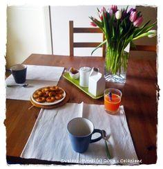A beautiful spring breakfast!  http://www.svolazzi.com/2013/01/una-colazione-primaverile.html