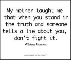 Whitney Houston - (August 9, 1963 – February 11, 2012)   #whitneyhouston #quotes