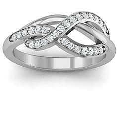 This is the one jaythan  Delicacy Infinity Ring