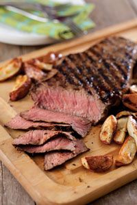 Grilled London Broil!