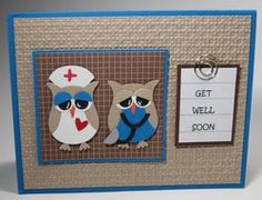 Cute get well card