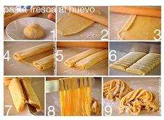 Manulechef | Pasta fresca al huevo