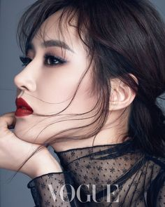 Vogue ~ Oh my goodness #KwonYuri