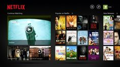 Netflix screen - for surface pro 3