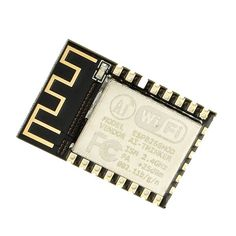 ESP8266 ESP-12F Remote Serial Port WIFI Transceiver Wireless Module Description:  ESP-12F: breakthrough design, there are new breakthroughs. The new four-layer board design, the new revision antenna RF performance optimization, compared to the communication from the ESP-12E increased by 30%...
