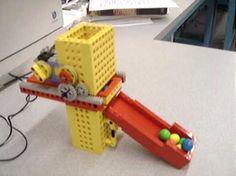 Lego Candy Dispenser - YouTube