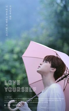"Update: BTS Reveals Jin's Poster For ""Love Yourself"" 