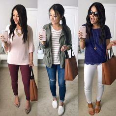 Trend Outfits for Work Fashion Style Désinvolte Chic, Style Casual, Work Casual, Casual Chic, Casual Summer, Smart Casual, Business Casual Outfits, Classy Outfits, Cute Outfits