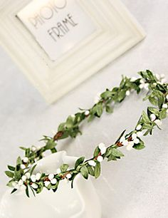Women/Flower Girl Silk Wreaths With Wedding/Party Headpiece. Get awesome discounts up to 70% Off at Light in the Box using Coupons.