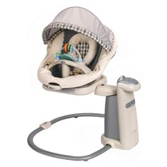 Graco SweetPeace Infant Soothing Center, Vance Product Shot