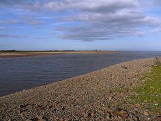 https://flic.kr/p/eSpjBf | River Annan Estuary near Newbie