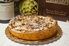 Crostata pistacchi e mandorle. #kosher #kosherfood
