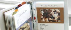 Made a recipe scrapbook years ago for my daughter :) Personal Project Ideas, Recipe Folder, Recipe Scrapbook, Best Cookbooks, Scrapbook Paper Crafts, Scrapbooking Ideas, Scrapbook Layouts, Book Projects, Your Recipe