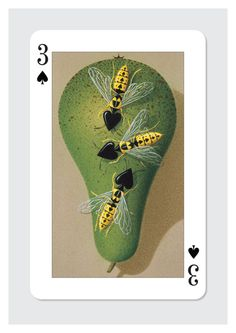 Tony Meeuwissen - Three of Spades :: Folio Boutique