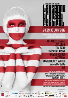 Festival de la culture numérique, Transat Festival 2012, Lausanne