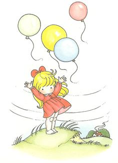 Balloons! by Joan Walsh Anglund