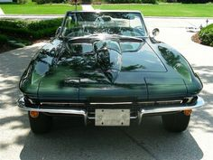 1967 Chevy Corvette Stingray Convertible | Flickr - Photo Sharing!