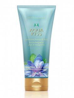 Esfoliante Victoria Secret Smoothing Body Scrub Aqua Kiss #Esfoliante #Victoria Secret