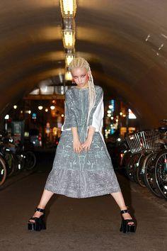 HIBI, Orleans, Chimerical & HEIHEI – MGK Fashion Exhibition in Harajuku Hirari Ikeda for Japanese Fashion Brand HEIHEI – Tokyo Fashion News