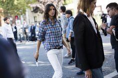 Paris Fashionweek day 5 recap | A Love is Blind - Paris Fashionweek ss2015 day 5, outside Chloé