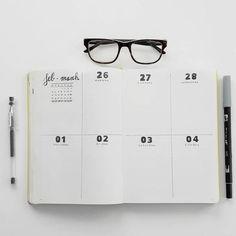 "68 curtidas, 5 comentários - @colorfulblackrose no Instagram: ""Next weekly spread #bujo #bulletjournal #bulletjournaling #planner #planning #planwithme…"""
