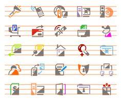 Web Icons Vol. 2 - Download