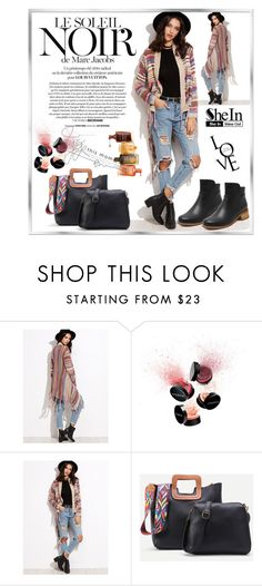 """""""shein 5"""" by woman-1979 ❤ liked on Polyvore featuring Marc Jacobs, Avon and Smashbox"""