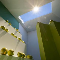Fake window reproduces sunlight from around the world