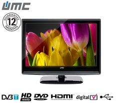 """22"""" HD Digital LCD TV with USB Record Function"""