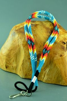 Are you looking for a quality Native American Indian Lanyard for your ID Badge for work?  You will l