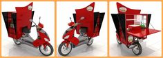 Jasa Pembuatan Gerobak Usaha Call/sms/Wa/Line 0811-218-446: Gerobak motor | gerobak unik dan Gerobak usaha