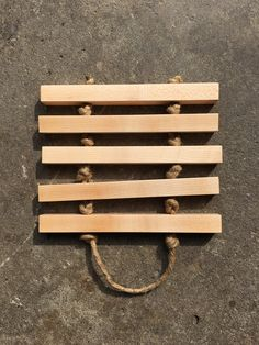 Wood trivet. Made from hard maple by hand. This new product will be in the shop soon! Sierra Wave Woodshop.