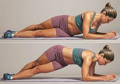 Descubra alguns dos melhores exercícios para perder a teimosa barriguinha...