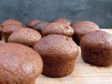 muffins chocolat vegan vegetalien