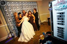 Cool Shots Photo Booth in Bham, AL Amber Ford Photography
