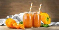 Recette de Smoothie minceur aux légumes spécial coupe-faim. Facile et rapide à réaliser, goûteuse et diététique. Ingrédients, préparation et recettes associées.
