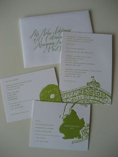 Permalink to Vendor reviews: invitations   calligraphy