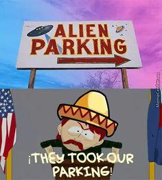 Those Damn Illegal Aliens