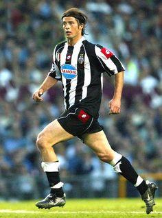 Alessio Tacchinardi Best Football Players, Football Team, David Trezeguet, St Etienne, Turin Italy, Juventus Fc, World Of Sports, Soccer, Hobbies