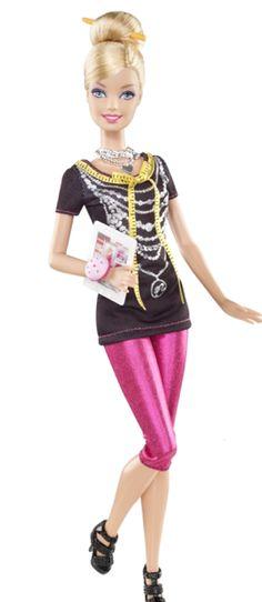 Barbie I Can Be Fashion Designer