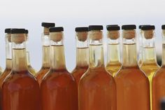 Midsummer Mead Litha, the summer solstice, is a perfect time to brew a batch of mead. Here are three simple recipes to get you started making honey mead. Beer Brewing, Home Brewing, Honey Mead, Mead Wine, How To Make Mead, Mead Recipe, Make Your Own Wine, Homemade Wine, Homemade Alcohol