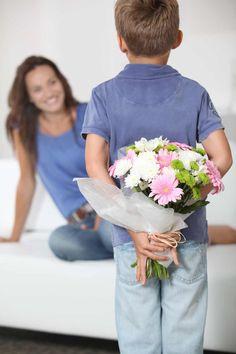 Regalar flores no es una cuestión de edad