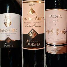 Los vinos de Bodega Poesía