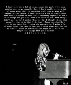 """untouchablelikewonderland: """"""""Taylor's speech before playing 'All Too Well' on the RED Tour in Saitama, Japan """" """""""