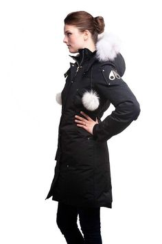 Moose Knuckles — Ladies Stirling Parka #parka #MooseKnuckles