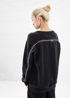 Dries Van Noten Hinze Sweatshirt (Black)